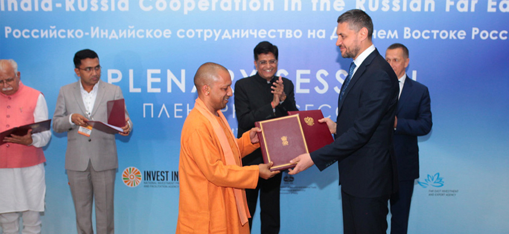 India-Russia Cooperation Meet