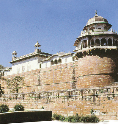 Forts at Prayagraj